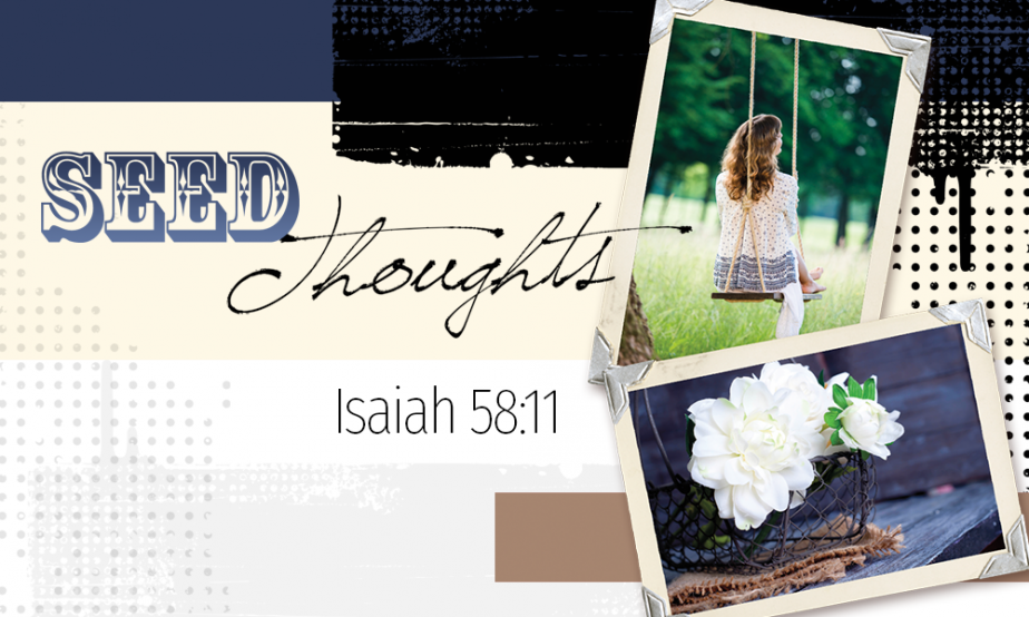 Word Of Faith - Seed Thoughts