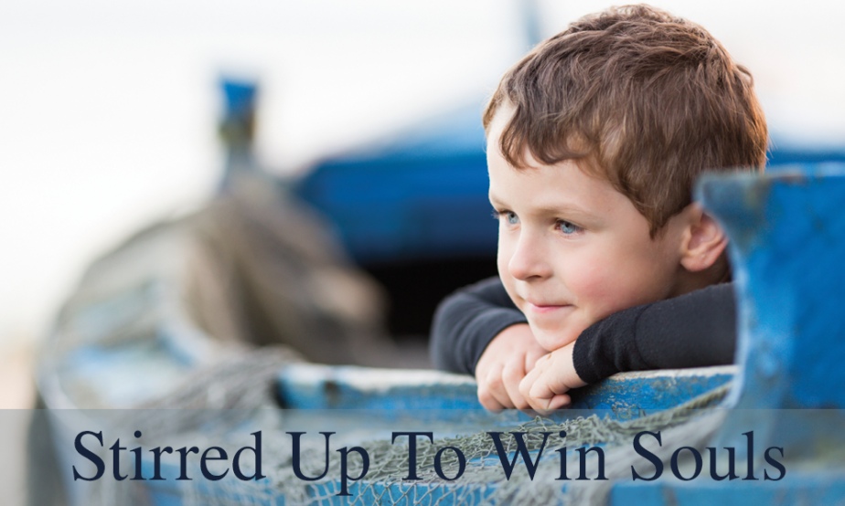 Word of Faith - Stirred Up To Win Souls