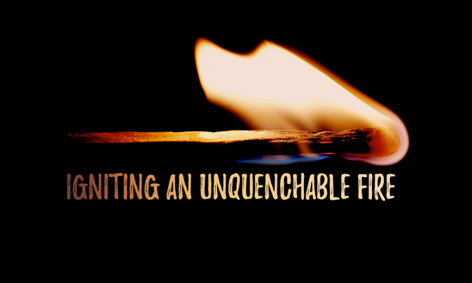 Word Of Faith - Igniting An Unquenchable Fire