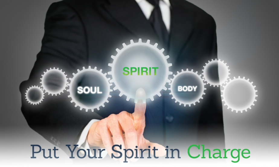 Word of Faith - Put Your Spirit In Charge