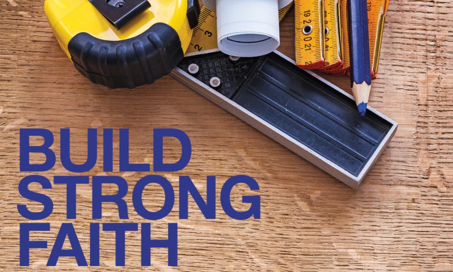 Word Of Faith - Build Strong Faith