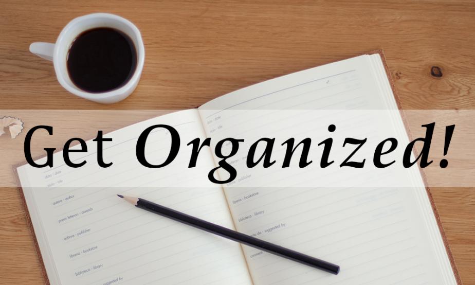 Word Of Faith - Get Organized