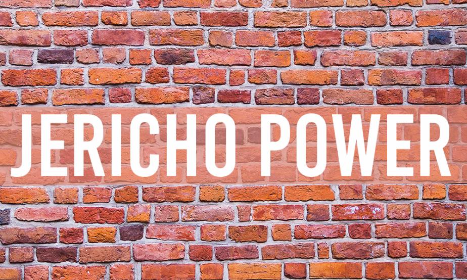 Word Of Faith - Jericho Power
