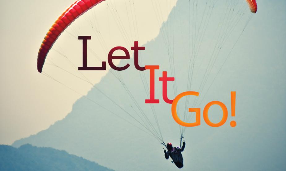 Word Of Faith - Let It Go!