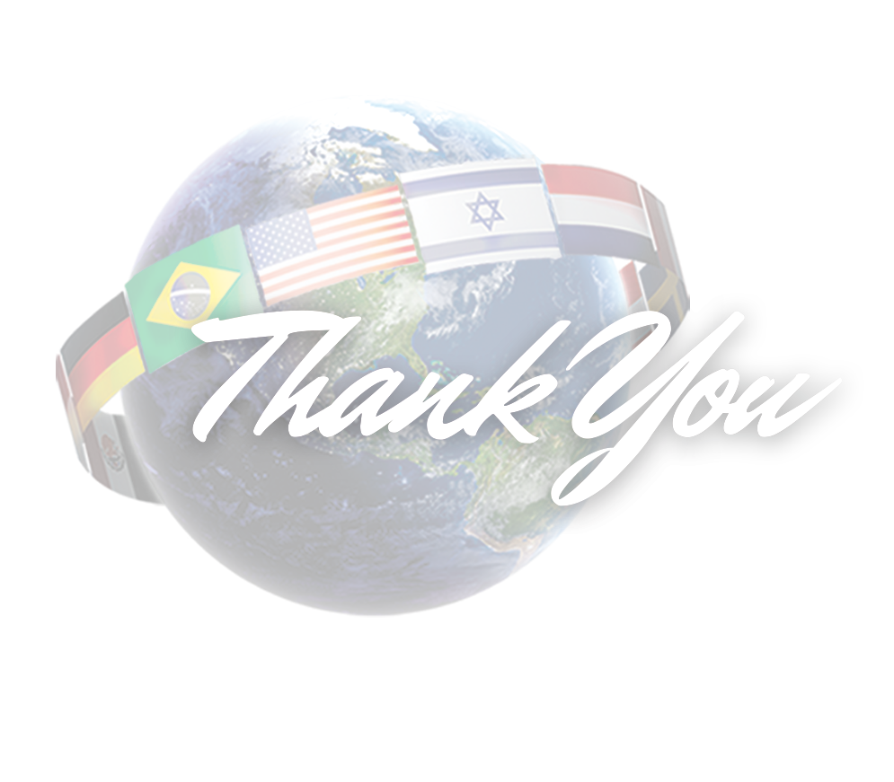 Thank you International Rhema day Logo