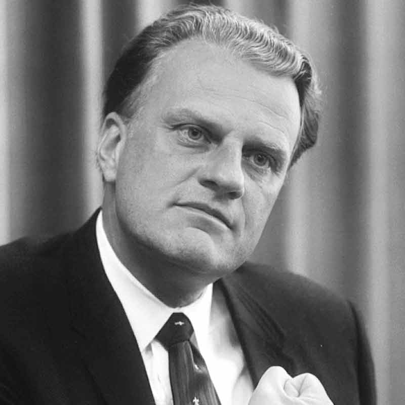 Billy Graham, Evangelist