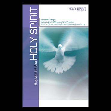 Holy Spirit Study Guide Vol. 1