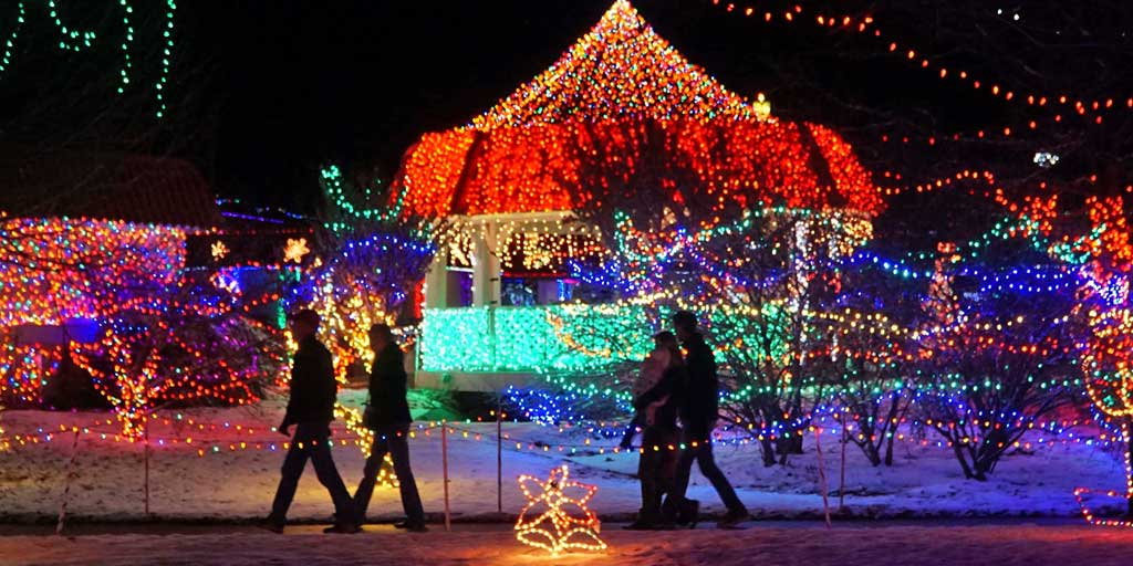 Rhema Christmas Lights.Christmas Lights Celebration Rhema