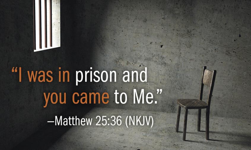 Adopt an Inmate - Rhema