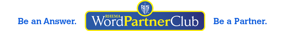 word partner club logo - give page
