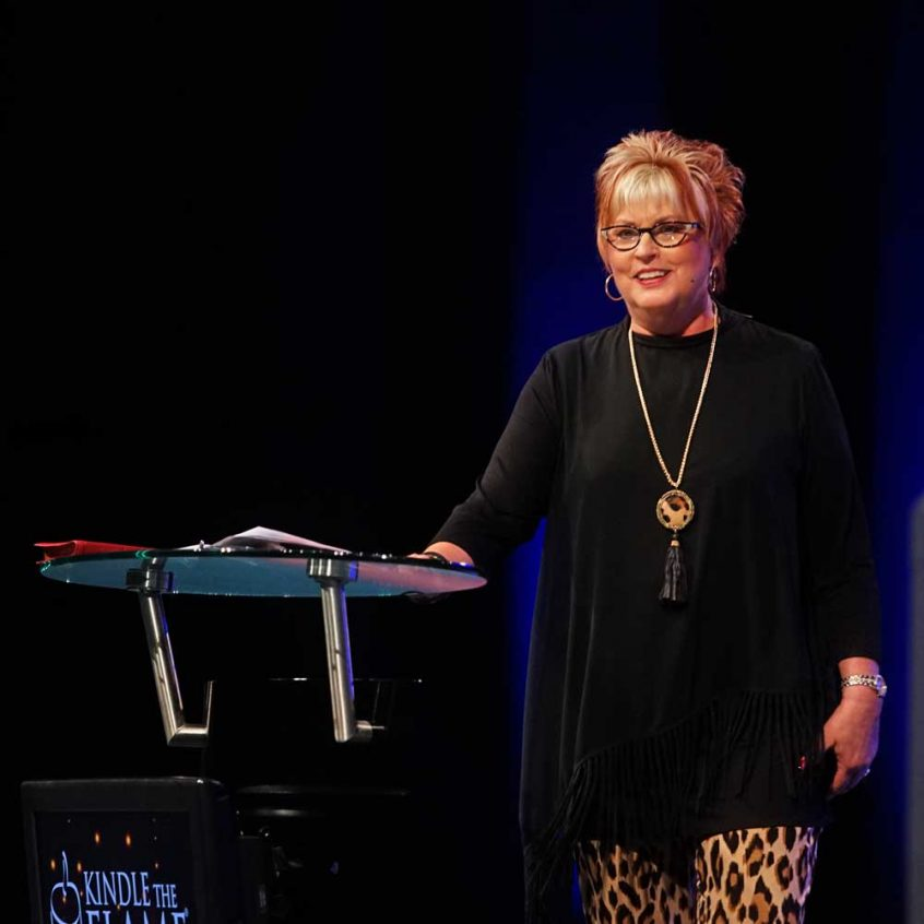 Brenda Thomas Guest Speaker