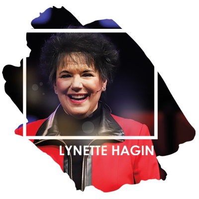 Lynette Hagin - Winter Bible Seminar